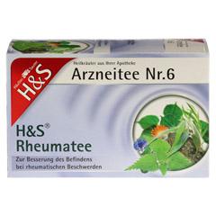 H&S Rheumatee 20 Stück - Vorderseite