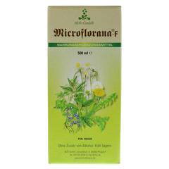 MICROFLORANA F Fluid 500 Milliliter - Vorderseite