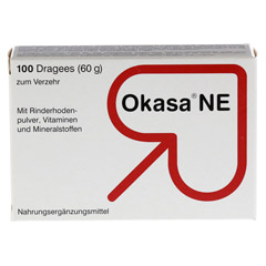 OKASA NE Dragees 100 Stück - Vorderseite