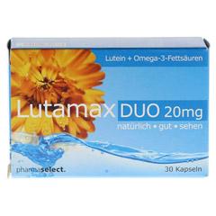 LUTAMAX Duo 20 mg Kapseln 30 Stück - Vorderseite