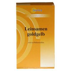 LEINSAMEN goldgelb Aurica 500 Gramm - Vorderseite