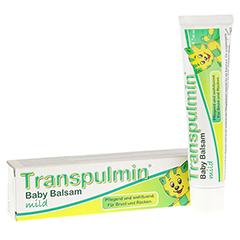 TRANSPULMIN Baby Balsam mild 40 Milliliter
