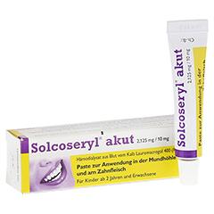 Solcoseryl akut 2,125mg/10mg 5 Gramm
