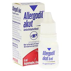 Allergodil akut 6 Milliliter N1