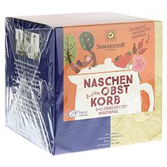 """Sonnentor """"Naschen vom Obstkorb"""" Kannenbeutel 36 Gramm"""
