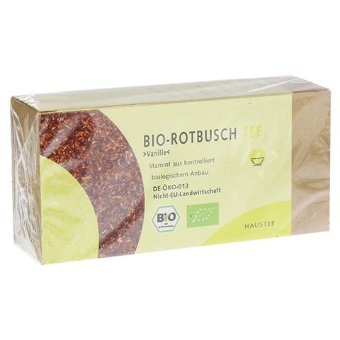 ROTBUSCH Tee Vanille Bio Filterbeutel 25 Stück