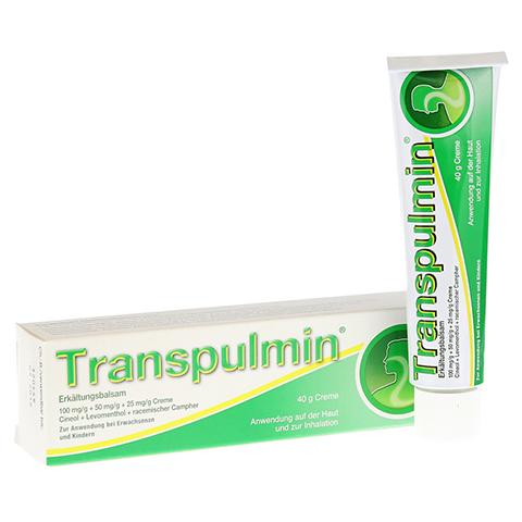 Transpulmin Erkältungsbalsam 40 Gramm