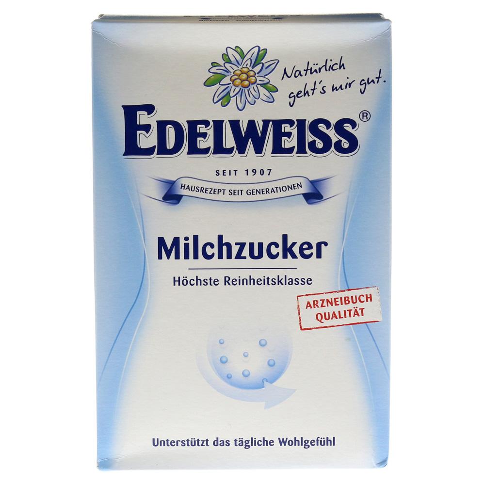 edelweiss milchzucker bei verstopfung
