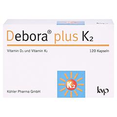 Debora plus K2 120 Stück - Vorderseite