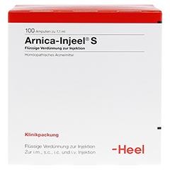 ARNICA INJEEL S Ampullen 100 Stück N3 - Vorderseite