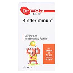 KINDERIMMUN Dr. Wolz Pulver 65 Gramm - Vorderseite