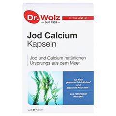 JOD CALCIUM Kapseln Dr.Wolz 60 Stück - Vorderseite