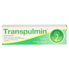 Transpulmin Erkältungsbalsam 40 Gramm - Vorderseite