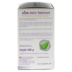 XLIM Aktiv Mahlzeit sojafrei Pulver 10x20 Gramm - Linke Seite