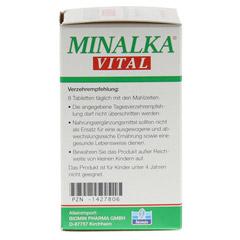 MINALKA Tabletten 360 Stück - Linke Seite