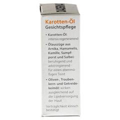 DIADERMA Karotten Öl 30 Milliliter - Linke Seite