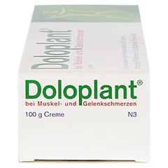 Doloplant bei Muskel- und Gelenkschmerzen + gratis Doloplant Gymnastikband 100 Gramm N3 - Linke Seite