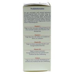 GELENKVIT Vitaminkapseln 90 Stück - Linke Seite