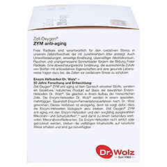 ZELL OXYGEN ZYM Anti Aging 14 Tage Kombipackung 1 Packung - Linke Seite