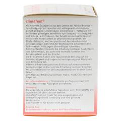 CLIMAFEM Tabletten 60 Stück - Linke Seite