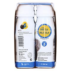 FREBINI Energy Fibre Drink Schokolade Trinkfl. 6x4x200 Milliliter - Linke Seite