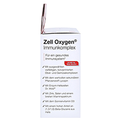 ZELL OXYGEN Immunkomplex Kur flüssig 3x250 Milliliter - Linke Seite