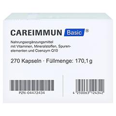 CAREIMMUN Basic Kapseln 270 Stück - Linke Seite