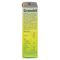 GRANOBIL Grandel Pastillen 100 Stück - Linke Seite