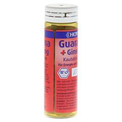 HOYER Guarana & Ginseng Kautabletten 60 Stück - Linke Seite