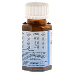 NATURAFIT Kindervitamine m.Calcium Lutschtabletten 40 Stück - Linke Seite