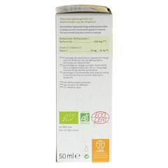 CITROPLUS 800 Bio Grapefruit Kern Extrakt Liquidum 50 Milliliter - Linke Seite