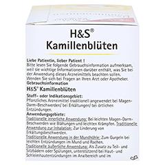 H&S Kamillenblüten 20 Stück - Rechte Seite