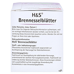H&S Brennesselblätter 20 Stück - Rechte Seite