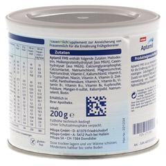 APTAMIL Frauenmilchsupplement Pulver 200 Gramm - Rechte Seite