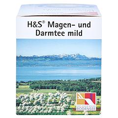 H&S Magen- und Darmtee mild 20 Stück - Rechte Seite