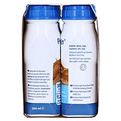 FRESUBIN ENERGY DRINK Cappuccino Trinkflasche 4x200 Milliliter - Rechte Seite