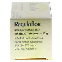 REGULOFLOR Probiotikum Tabletten 30 Stück - Rechte Seite