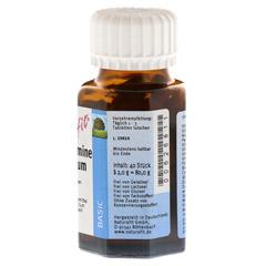 NATURAFIT Kindervitamine m.Calcium Lutschtabletten 40 Stück - Rechte Seite