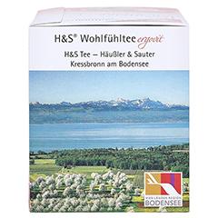 H&S Früchte mit Vitamin C Filterbeutel 20 Stück - Rechte Seite