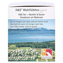 H&S Schwarztee Premium Indien-Ceylon Filterbeutel 20 Stück - Rechte Seite