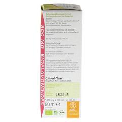 CITROPLUS 800 Bio Grapefruit Kern Extrakt Liquidum 50 Milliliter - Rechte Seite