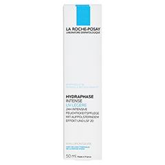 La Roche-Posay Hydraphase Intense UV Legere Leichte Feuchtigkeitspflege 50 Milliliter - Vorderseite
