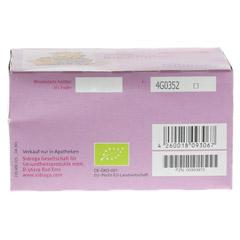 SIDROGA Bio Stilltee Filterbeutel 20x1.5 Gramm - Oberseite