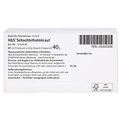 H&S Schachtelhalmkraut Filterbeutel 20 Stück - Unterseite