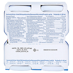 DIBEN DRINK Vanille 1.5 kcal/ml 24x200 Milliliter - Unterseite