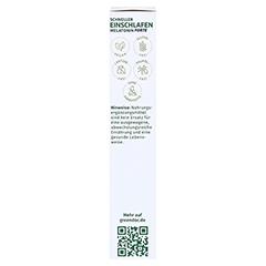 GREENDOC Schneller Einschlafen Melatonin Forte SMT 20 Stück - Rechte Seite