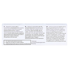 EUBOS KÜHL & KLAR Anti-Rötung Akutpflege Creme 30 Milliliter - Rückseite