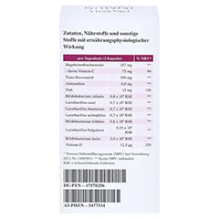 IMMUN POWER Dr.Koll Vitamin C+Vitamin D+Zink Kaps. 60 Stück - Rückseite