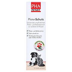 PHA PfotenSchutz Paste f.Hunde 125 Gramm - Vorderseite