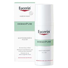 Eucerin DermoPure mattierendes Fluid 50 Milliliter